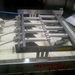table de découpe SEEWER RONDO          ---VENDU---